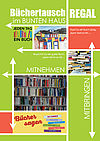Bücherregal Plakat